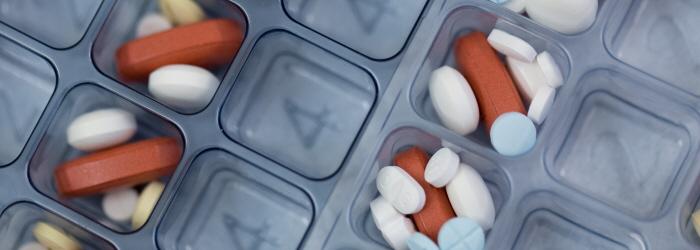 läkemedelsberoende behandling